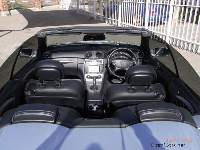 Used Mercedes-Benz CLK63 | 2009 CLK63 for sale | Windhoek Mercedes-Benz CLK63 sales ...