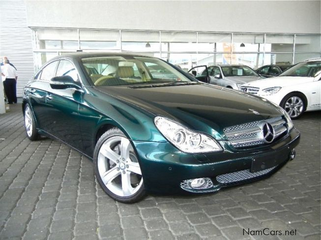 used mercedes benz cls 500 2009 cls 500 for sale windhoek mercedes benz cls 500 sales. Black Bedroom Furniture Sets. Home Design Ideas