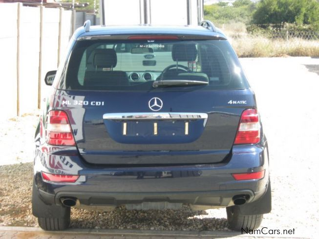 Used mercedes benz ml 320 cdi 2009 ml 320 cdi for sale for Mercedes benz 320 cdi for sale