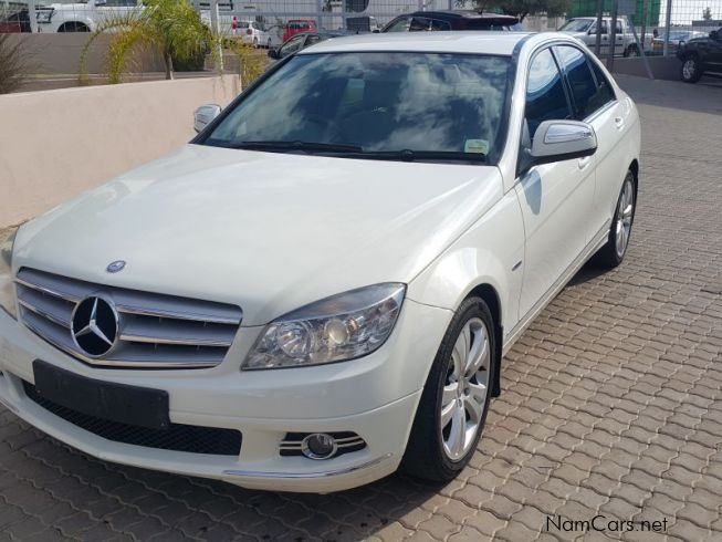 Used mercedes benz c300 2009 c300 for sale windhoek for 2009 mercedes benz c 300