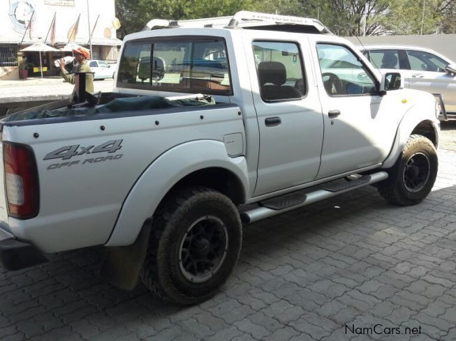 used nissan hardbody 2009 hardbody for sale okahandja. Black Bedroom Furniture Sets. Home Design Ideas