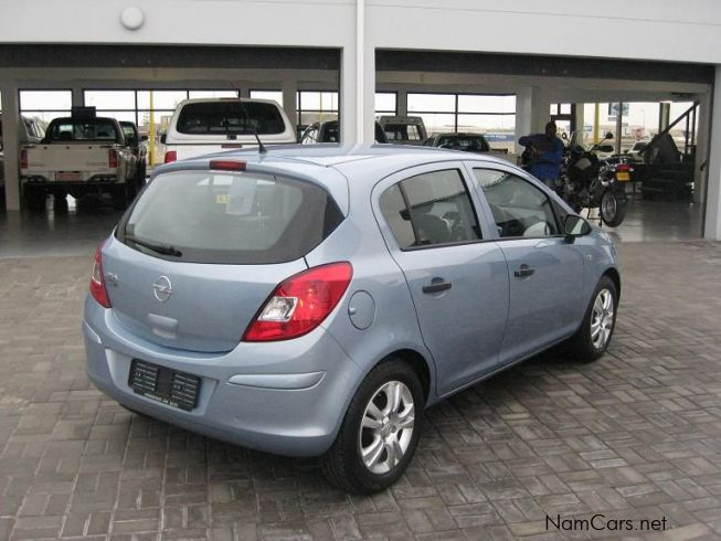 used opel corsa essentia 2009 corsa essentia for sale. Black Bedroom Furniture Sets. Home Design Ideas