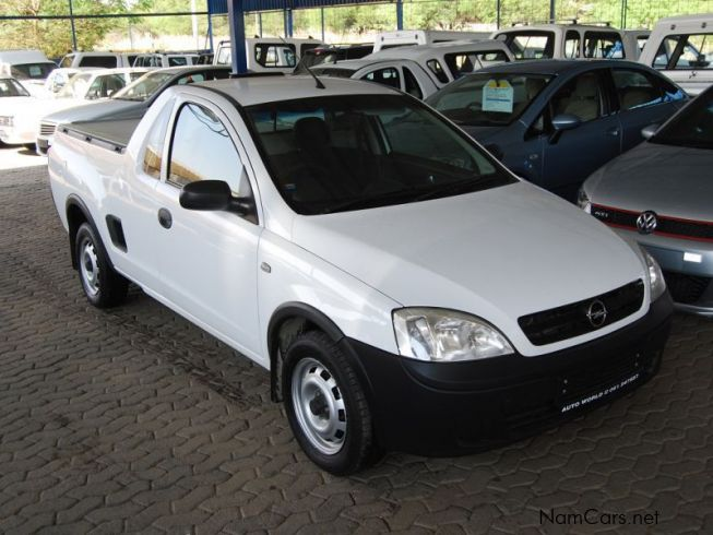 used opel corsa 1 4 utility club 2009 corsa 1 4 utility. Black Bedroom Furniture Sets. Home Design Ideas