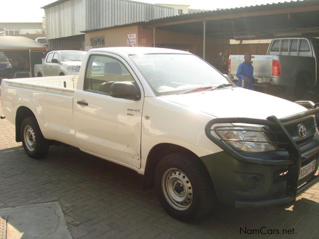 Jeep Certified Pre-Owned >> Used Toyota BAKKIE VVTI | 2009 BAKKIE VVTI for sale ...