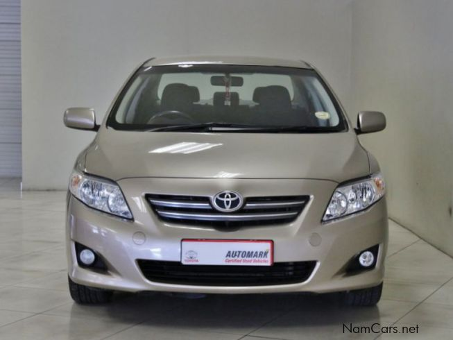 used toyota corolla 2009 corolla for sale windhoek toyota corolla sales toyota corolla. Black Bedroom Furniture Sets. Home Design Ideas