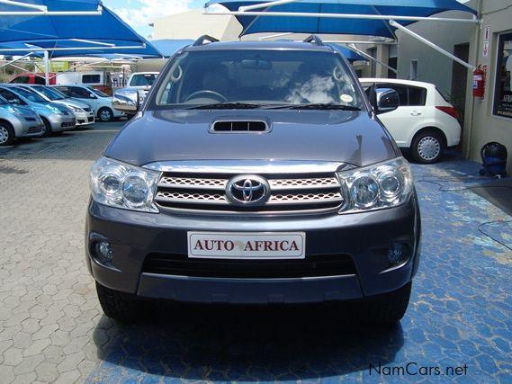 Used Toyota Fortuner 3 0 D4d 2009 Fortuner 3 0 D4d For Sale Windhoek Toyota Fortuner 3 0 D4d