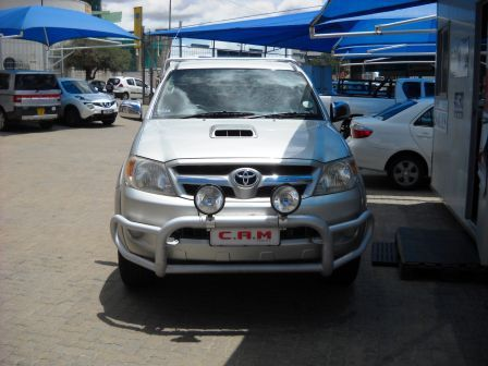 Toyota Hilux 3.0L D4D 4x4 Xcabe  Raderin Namibia