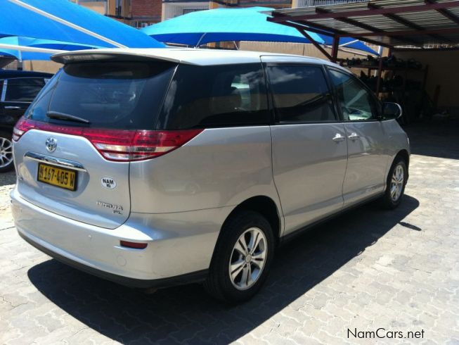 Used Toyota Previa 2009 Previa For Sale Windhoek