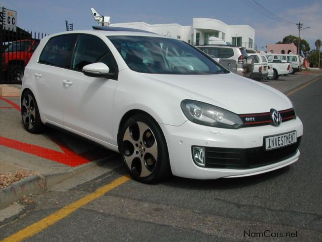 used volkswagen golf 6 gti