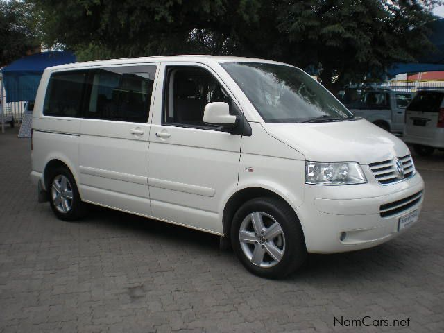 used volkswagen t5 caravelle 2 5 tdi 2009 t5 caravelle 2. Black Bedroom Furniture Sets. Home Design Ideas