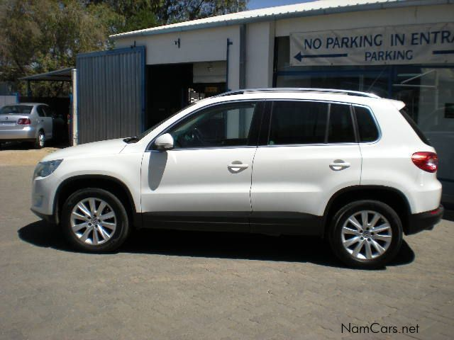 Volkswagen Tiguan 2.0 TDi Sport Style 4 Motion Tiptronic in Namibia