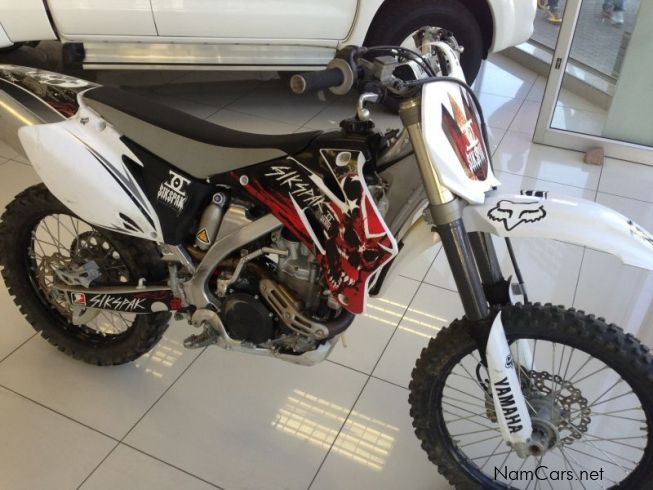 Used yamaha yzf 450 2009 yzf 450 for sale windhoek for Yamaha yzf 450