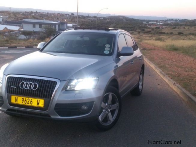 used audi q5 2 0 t fsi quattro s tronic 2010 q5 2 0 t fsi quattro s tronic for sale windhoek. Black Bedroom Furniture Sets. Home Design Ideas