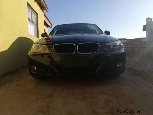 BMW 320i E90 in Namibia