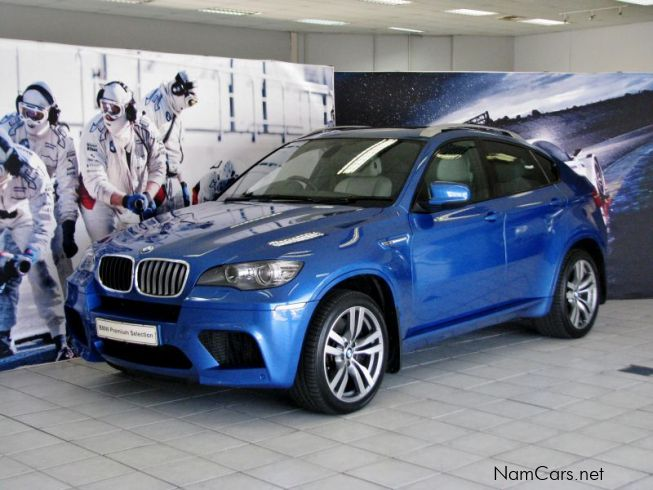 Used Bmw X6m Sport Activity Coupe 2010 X6m Sport