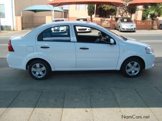 Used Chevrolet Aveo 16 Ls 2010 Aveo 16 Ls For Sale Windhoek