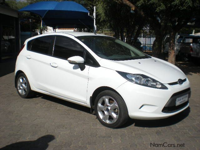 used ford fiesta trend 5 door 2010 fiesta trend 5 door for sale windhoek ford. Black Bedroom Furniture Sets. Home Design Ideas