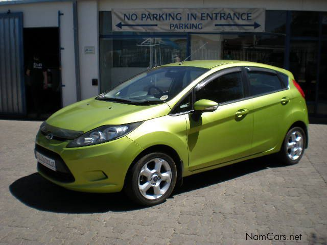 used ford fiesta trend 5dr 2010 fiesta trend 5dr for sale windhoek ford fiesta 1. Black Bedroom Furniture Sets. Home Design Ideas