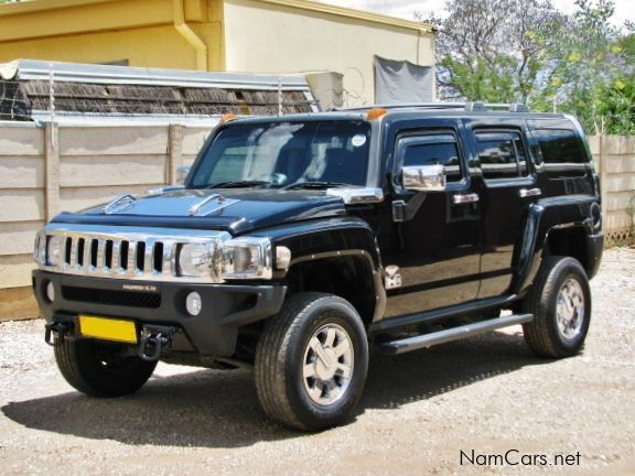 Used Hummers For Sale >> Used Hummer H3 | 2010 H3 for sale | Windhoek Hummer H3