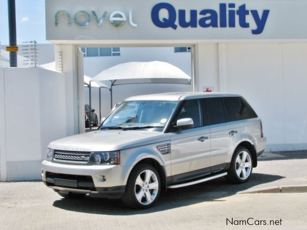 used land rover range rover sport supercharged v8 2010 range rover sport supercharged v8 for. Black Bedroom Furniture Sets. Home Design Ideas