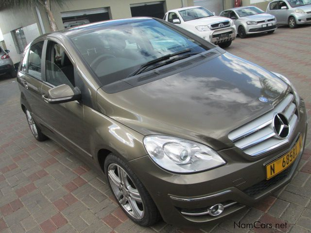 used mercedes benz b 200 turbo 2010 b 200 turbo for sale windhoek mercedes benz b 200 turbo. Black Bedroom Furniture Sets. Home Design Ideas