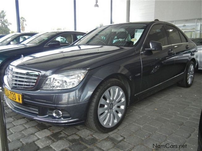 used mercedes benz c200 k elegance kompressor 2010 c200. Black Bedroom Furniture Sets. Home Design Ideas