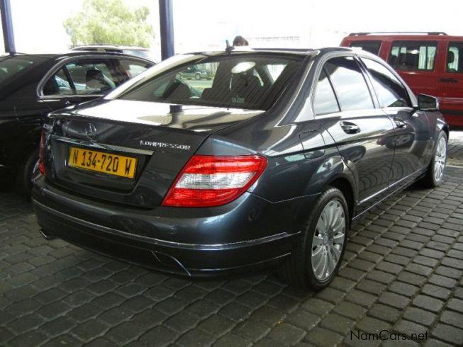 Used mercedes benz c200 k elegance kompressor 2010 c200 for Mercedes benz kompressor for sale