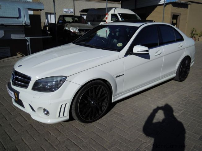 Used mercedes benz c63 amg 2010 c63 amg for sale for Mercedes benz c63 amg 2010