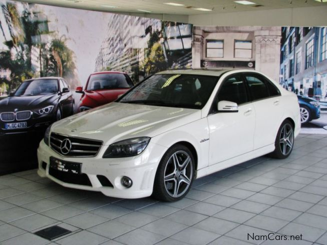 Used mercedes benz c63 amg 2010 c63 amg for sale for Mercedes benz houston used