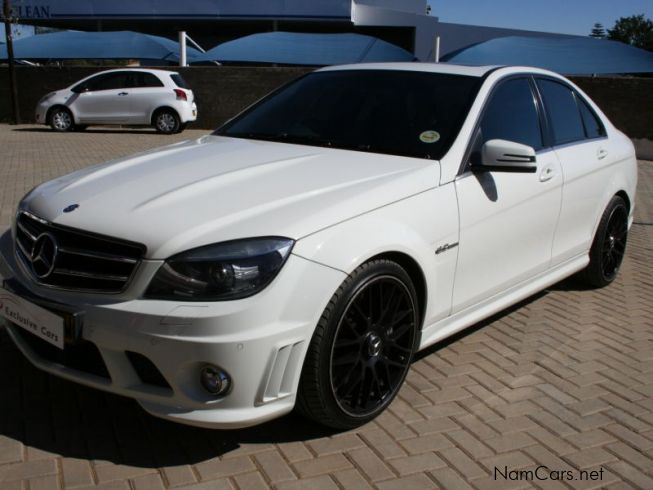 used mercedes benz c63 amg a t local 2010 c63 amg a t local for sale windhoek mercedes. Black Bedroom Furniture Sets. Home Design Ideas