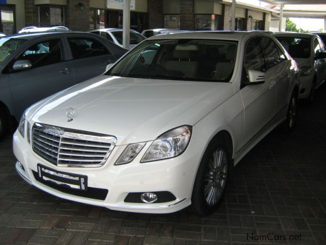 Used mercedes benz e 300 2010 e 300 for sale windhoek for Mercedes benz used vehicles