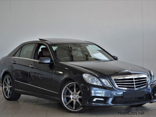 Used Mercedes-Benz E300   2010 E300 for sale   Walvis Bay ...