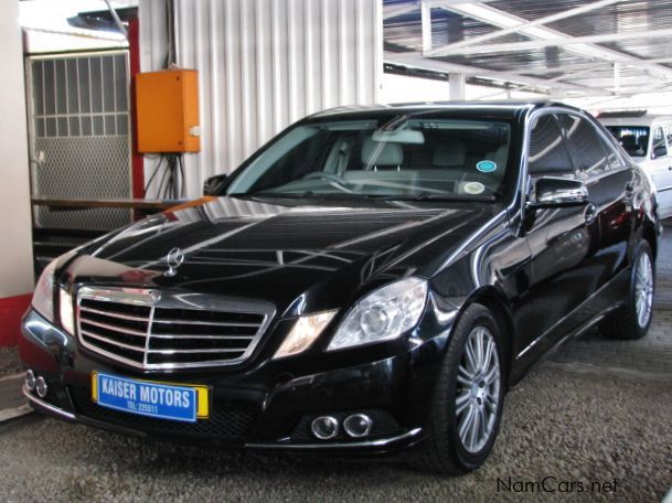 Used mercedes benz e300 2010 e300 for sale windhoek for Mercedes benz e300 price