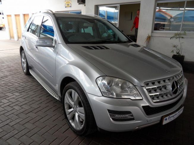 Used mercedes benz ml 500 5 5 v8 a t 2010 ml 500 5 5 v8 for Mercedes benz ml price