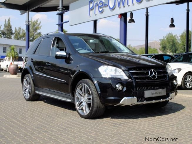 Used mercedes benz ml63 amg 2010 ml63 amg for sale for Mercedes benz used car sales