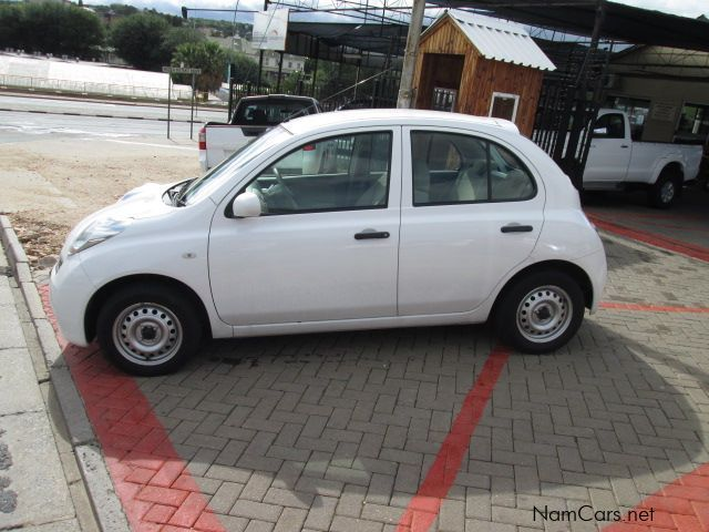 Used Nissan March | 2010 March for sale | Windhoek Nissan March sales | Nissan March ...