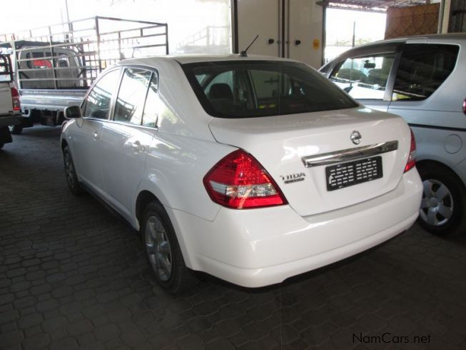 Nissan Tiida Latio 1.5 in Namibia