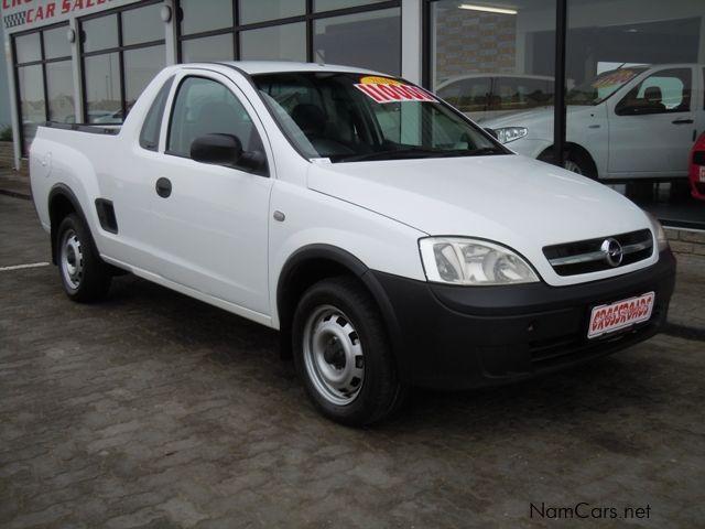 Used Opel Corsa 1 4i Utility 2010 Corsa 1 4i Utility For