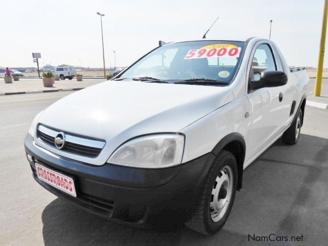 Used Opel Corsa Utility 1 4 Club