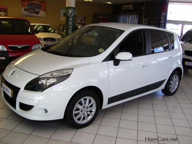 used renault scenic iii 1 6 expression 2010 scenic iii 1 6 expression for sale windhoek. Black Bedroom Furniture Sets. Home Design Ideas