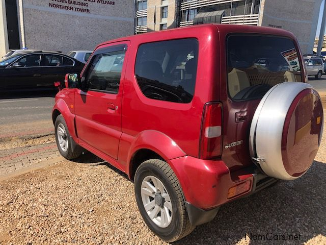 Suzuki JIMNY  CROSS ROAD ADVENTURE in Namibia