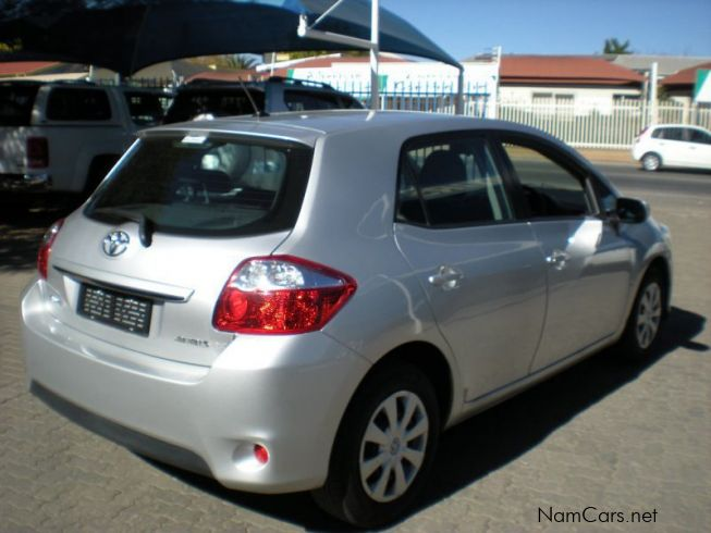 used toyota auris x 2010 auris x for sale. Black Bedroom Furniture Sets. Home Design Ideas