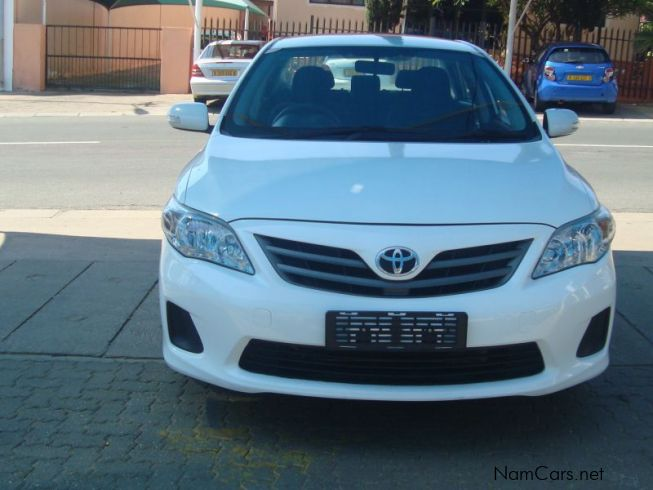 used toyota corolla 1 3 professional 2010 corolla 1 3 professional for sale windhoek toyota. Black Bedroom Furniture Sets. Home Design Ideas