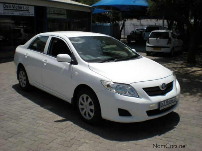 used toyota corolla professional 2010 corolla professional for sale windhoek. Black Bedroom Furniture Sets. Home Design Ideas