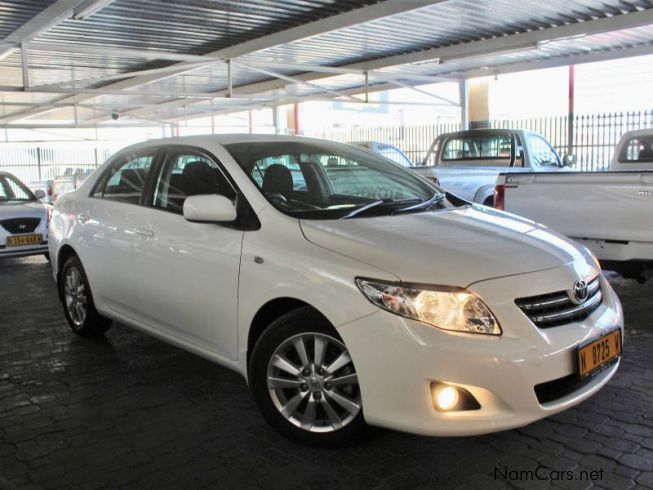 used toyota corolla a t 2010 corolla a t for sale windhoek toyota corolla a t sales toyota. Black Bedroom Furniture Sets. Home Design Ideas