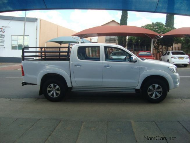 Used Toyota Hilux 2 7 2x4 D Cab 2010 Hilux 2 7 2x4 D