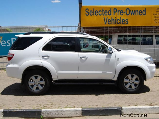 Used Toyota Fortuner 30 D4d 4x2 R Body 2010 Fortuner 30 D4d 4x2 R Body For Sale Windhoek