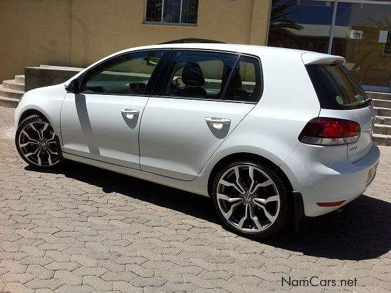 used volkswagen golf 6 1 4tsi highline 2010 golf 6 1. Black Bedroom Furniture Sets. Home Design Ideas