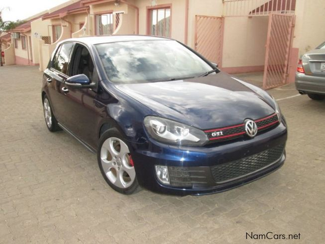 used volkswagen golf 6 gti turbo 2010 golf 6 gti turbo. Black Bedroom Furniture Sets. Home Design Ideas