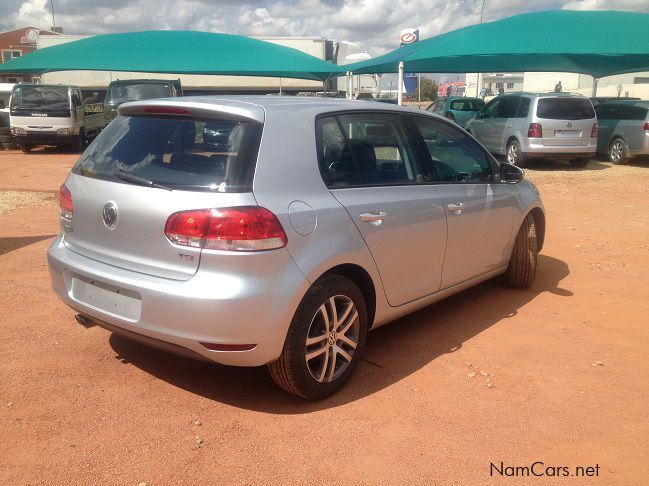 used volkswagen golf 6 tsi 1 4 comfortline 2010 golf 6. Black Bedroom Furniture Sets. Home Design Ideas